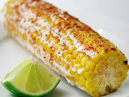 Corn on the Cob: Cream Style, Basil Butter and Chipotle Honey