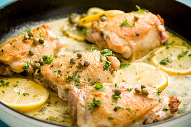Dee's Chicken Piccata