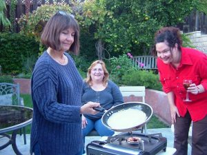 cooking party in ventura ca