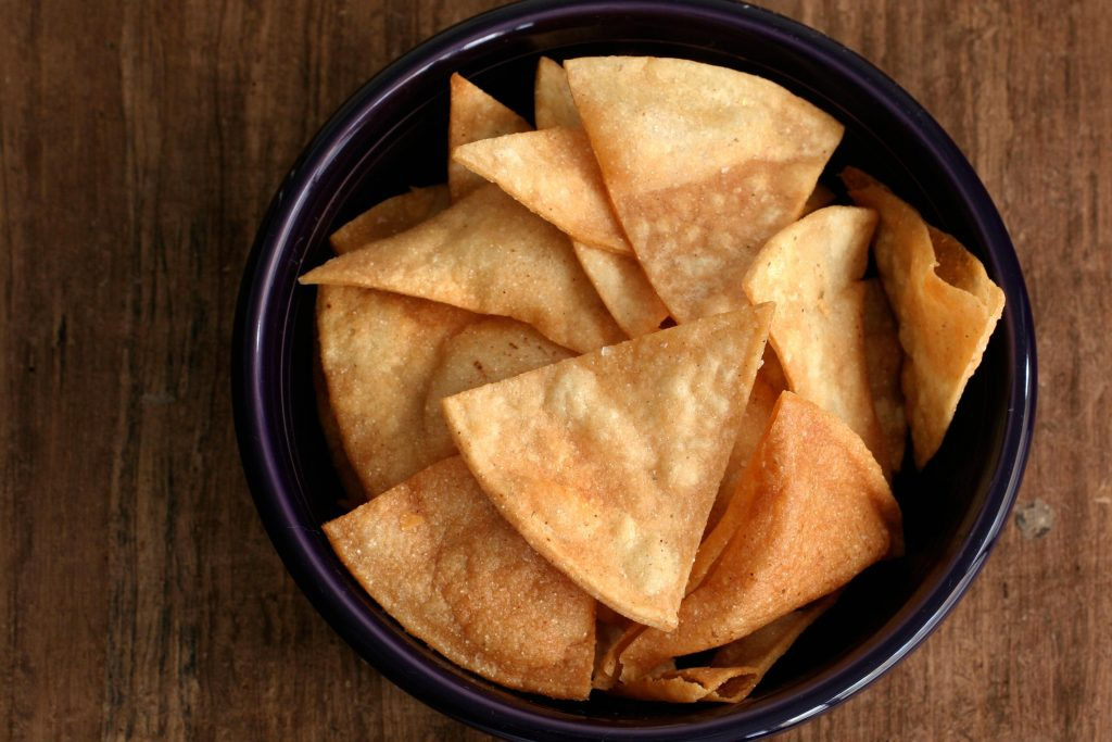 Fresh Corn Tortilla Chips