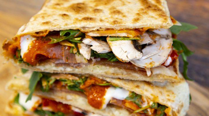 Piadina: Rustic Italian Flatbread Sandwich