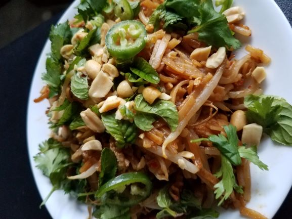 Dee's Quick Pad Thai
